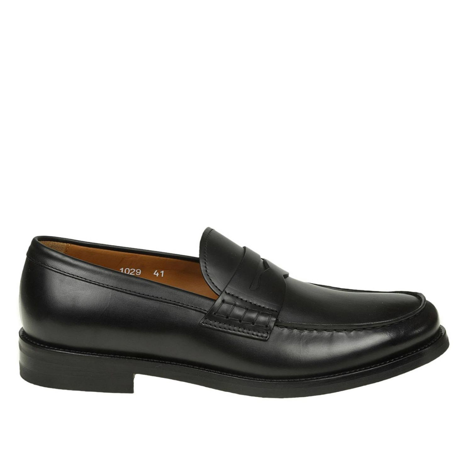 Loafers Doucal's: Loafers men Doucal's brown 1