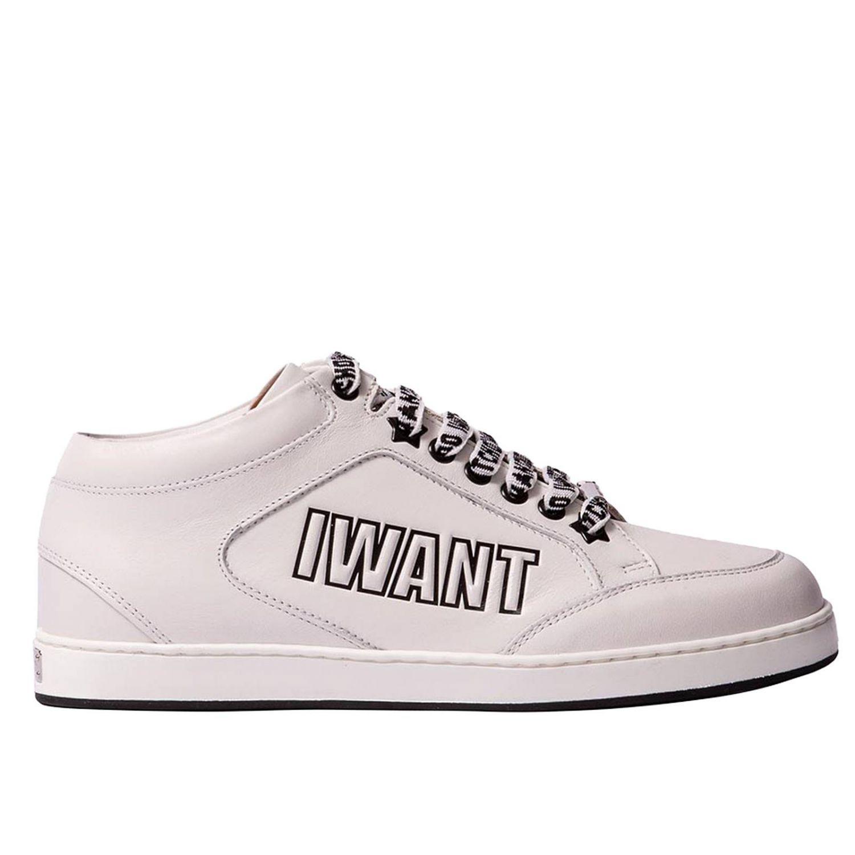 Sneakers Jimmy Choo MIAMI NLB Giglio EN