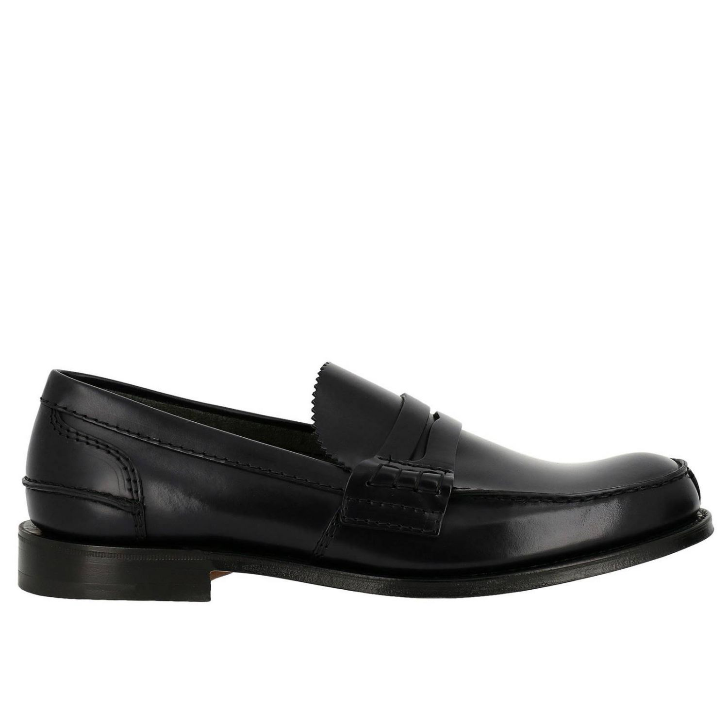 Loafers Church's: Shoes men Church's blue 1