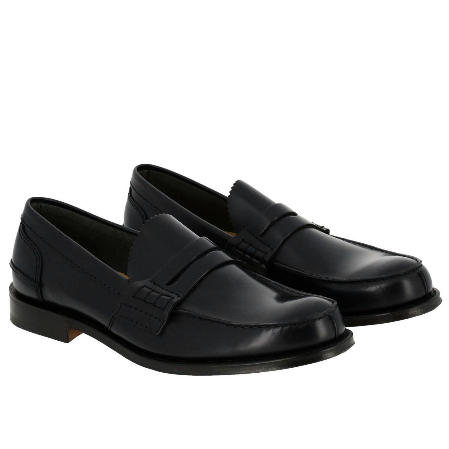 Loafers Church's: Shoes men Church's blue 2