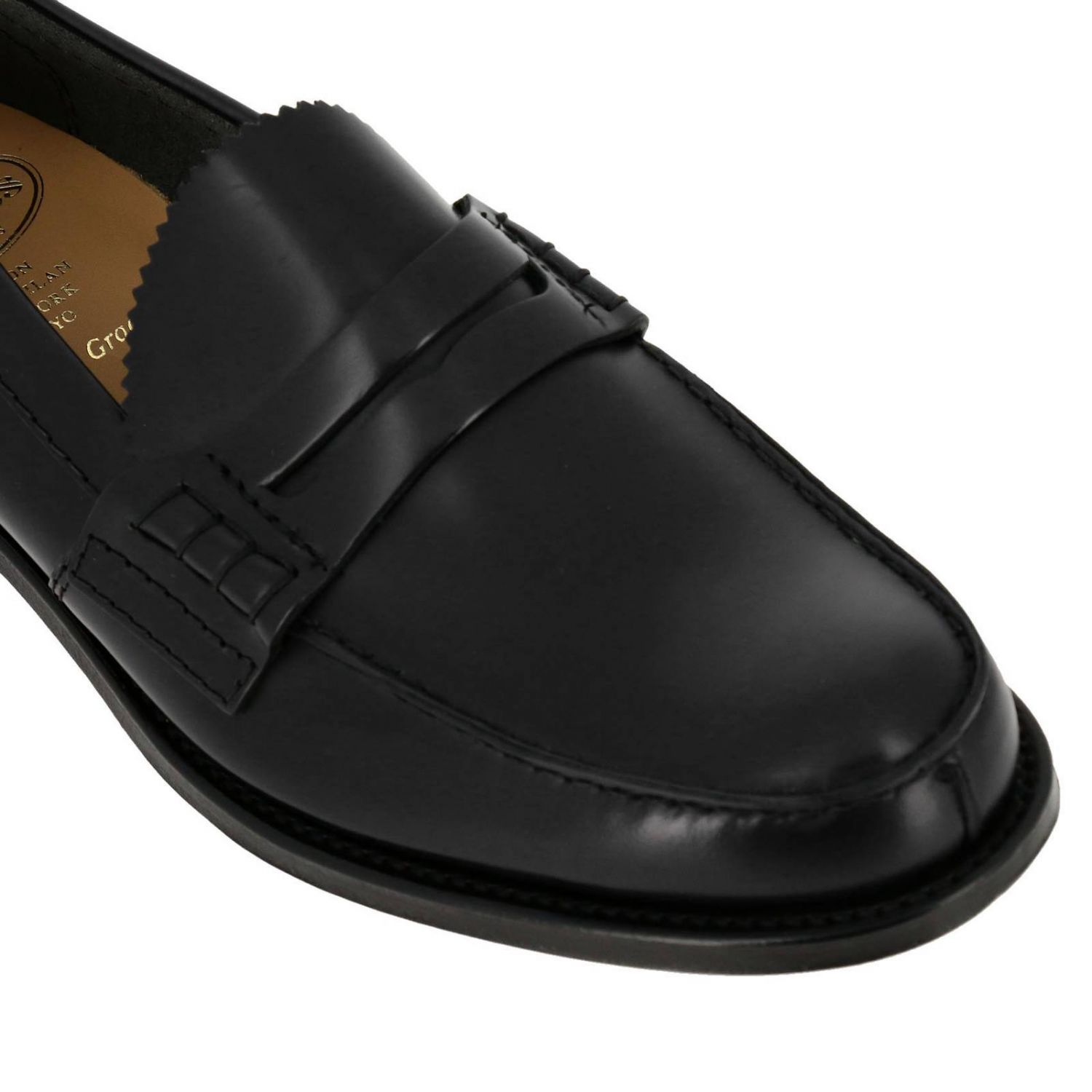 Loafers Church's: Shoes men Church's blue 3