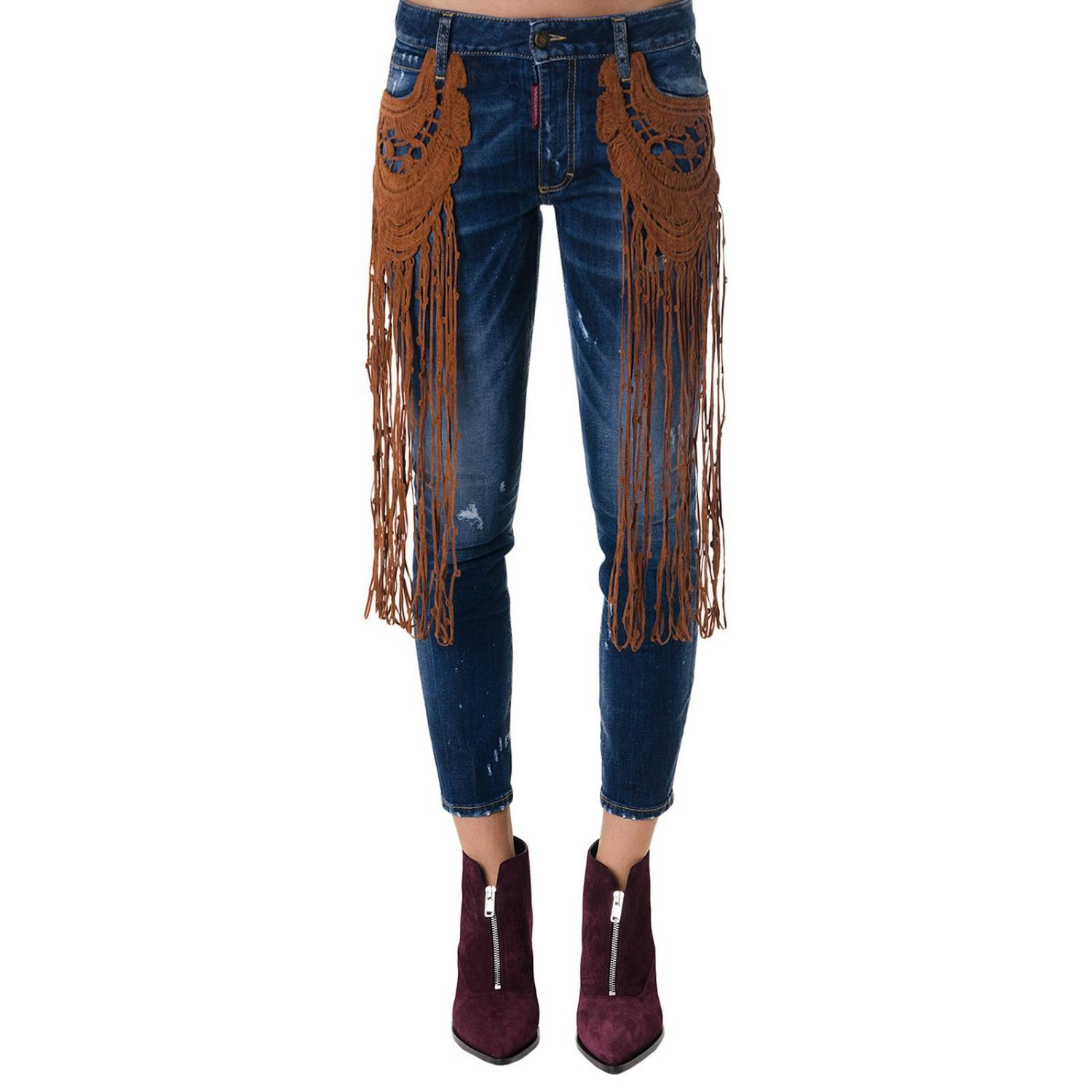 Jeans Jeans Women Dsquared2 8477311