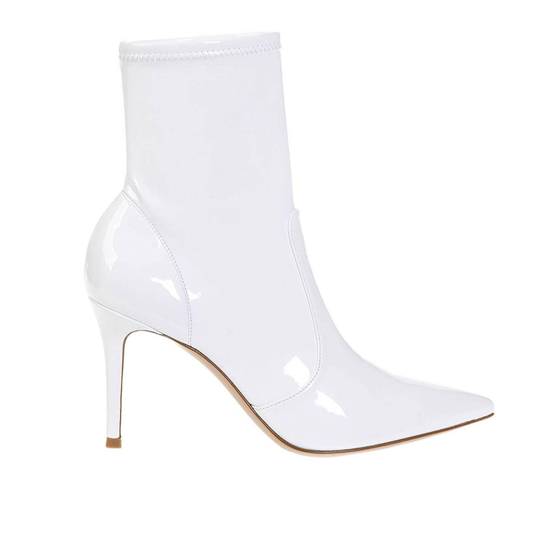 靴子 Gianvito Rossi: 靴子 女士 Gianvito Rossi 白色 1