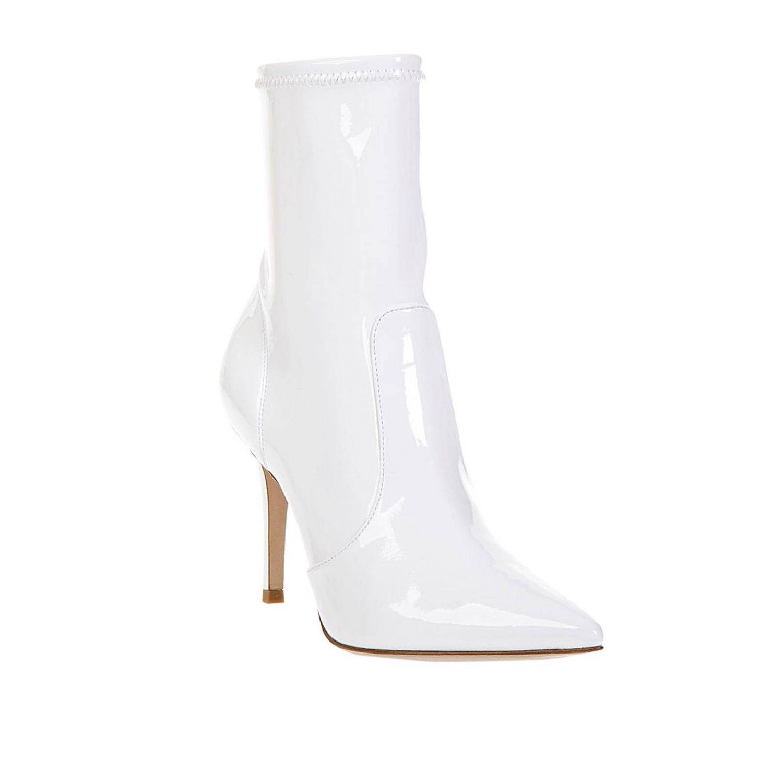 靴子 Gianvito Rossi: 靴子 女士 Gianvito Rossi 白色 2
