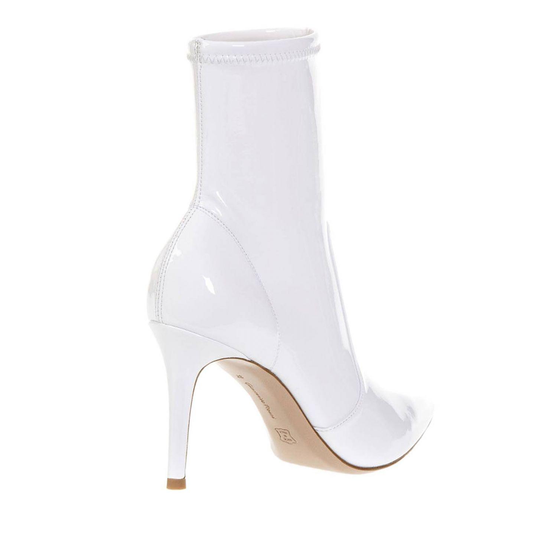 靴子 Gianvito Rossi: 靴子 女士 Gianvito Rossi 白色 3