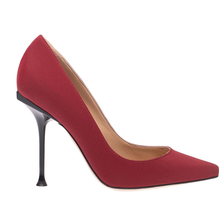 Обувь Женское Sergio Rossi красный 1