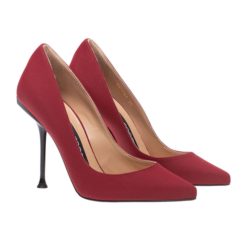 Обувь Женское Sergio Rossi красный 2