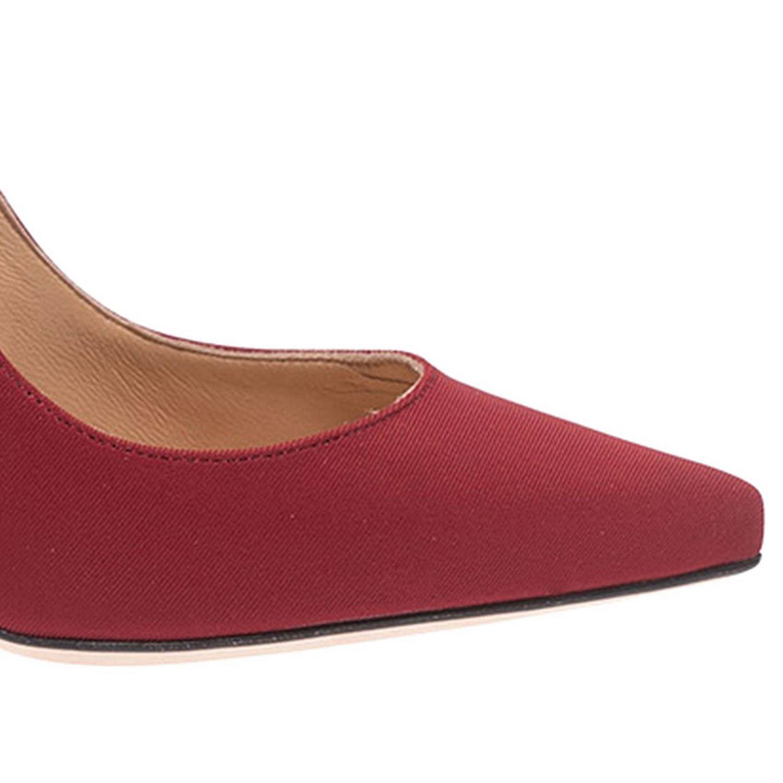 Обувь Женское Sergio Rossi красный 3