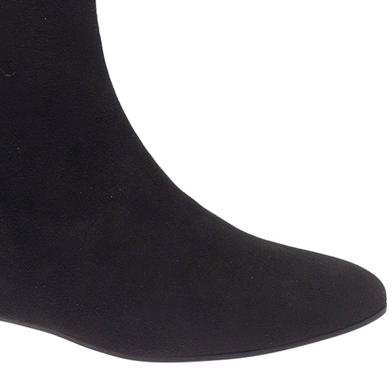 Bottines plates Marc Ellis: Chaussures femme Marc Ellis noir 3