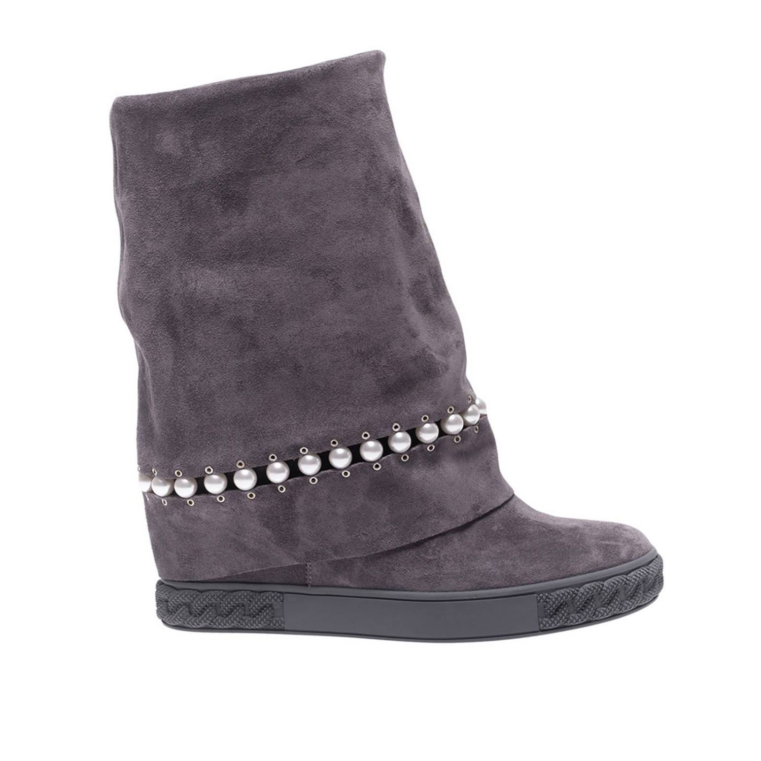 Shoes women Casadei grey 1