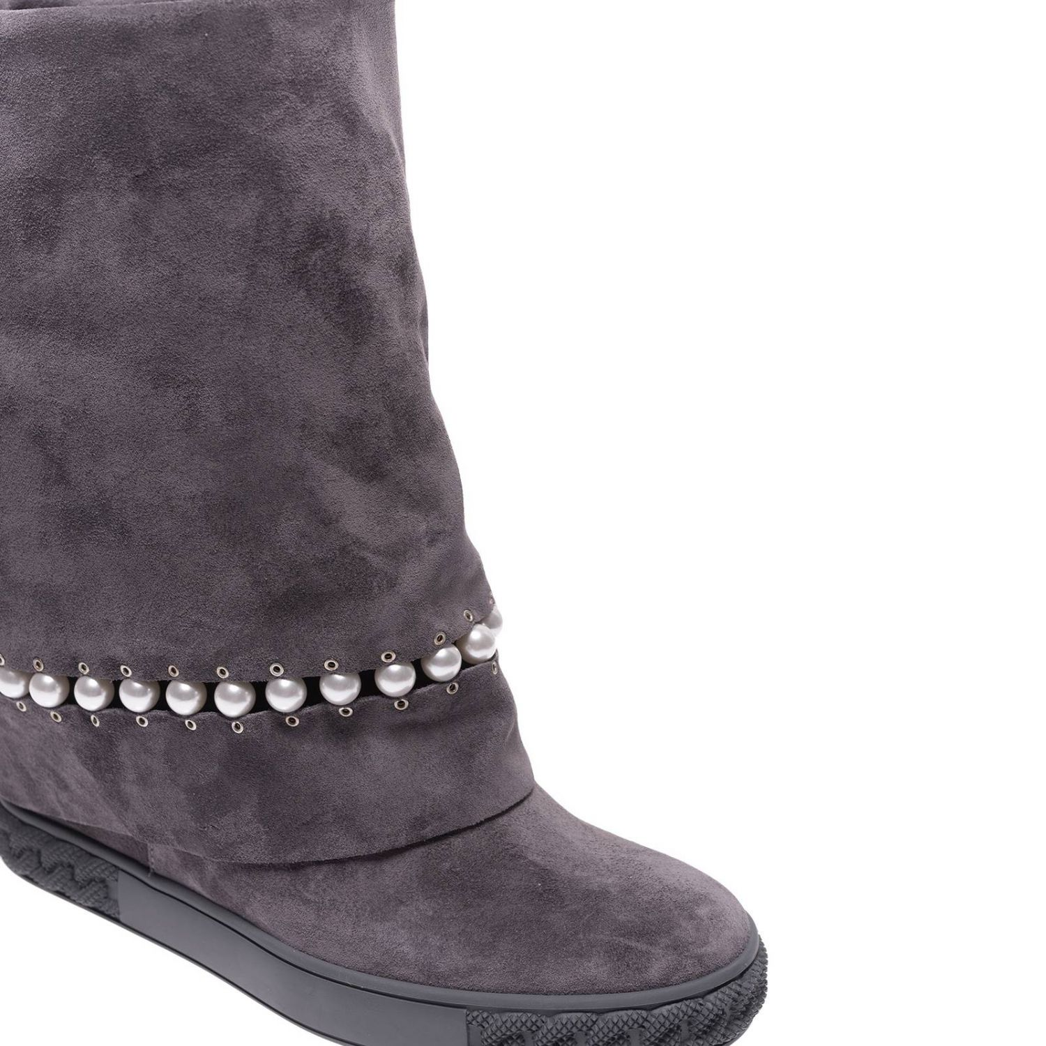 Shoes women Casadei grey 3