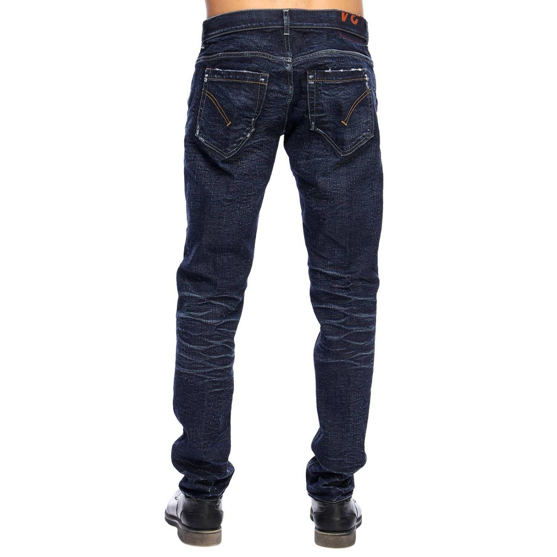 Jeans Dondup: Hose herren Dondup blau 3