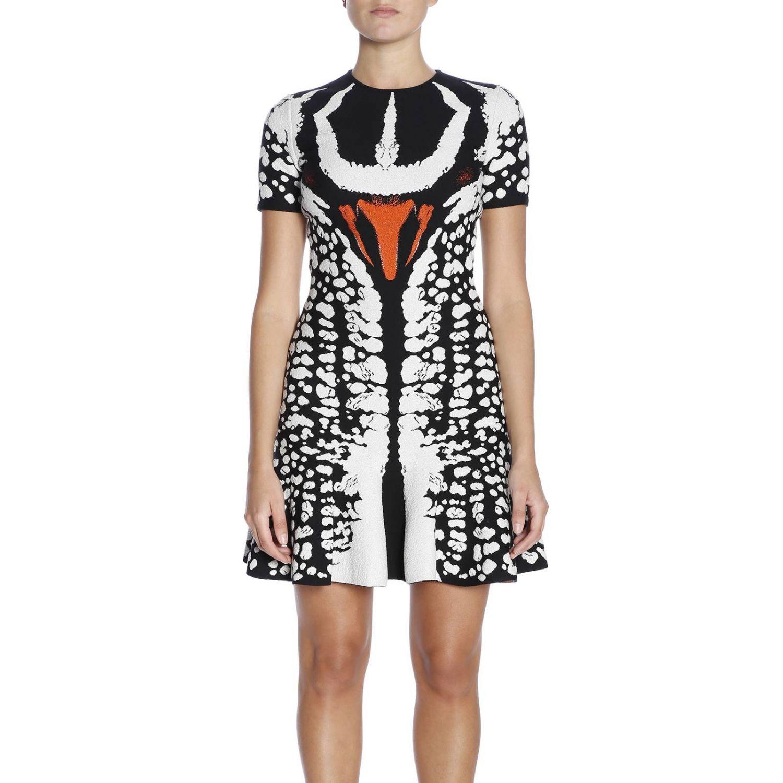 Dress Dress Women Alexander Mcqueen 8508319