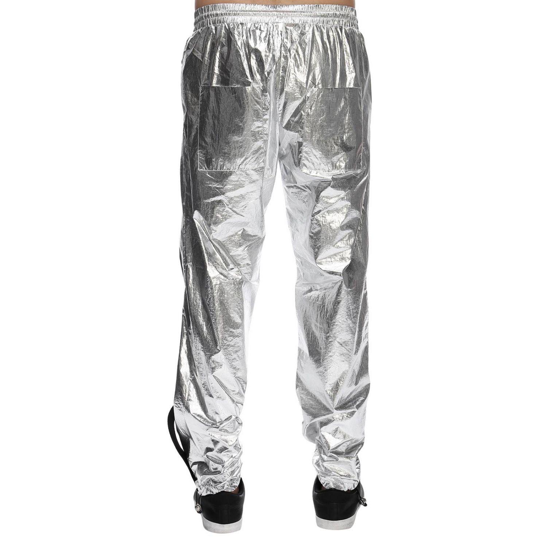 Pantalon Hombre Oakley By Samuel Ross Pantalon Oakley By Samuel Ross Hombre Plata Pantalon Oakley By Samuel Ross 422487 Giglio Es