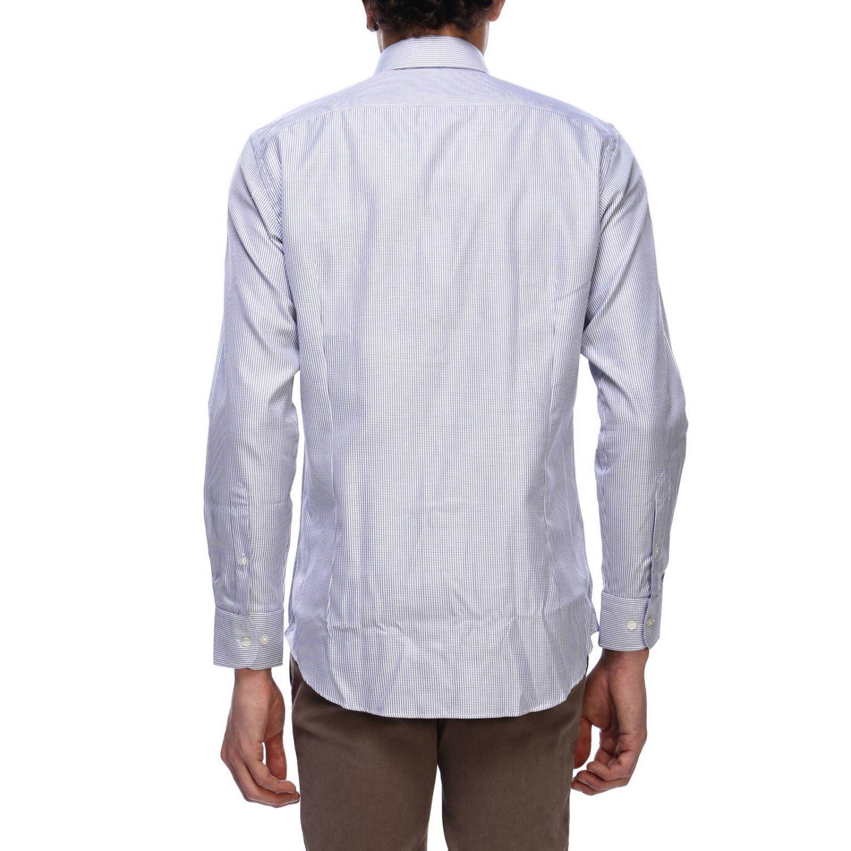 Shirt men Etro sky blue 3