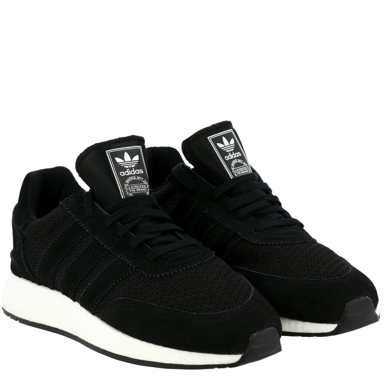 Generalmente hablando Ceniza pobreza  Sneakers men Adidas Originals | Sneakers Adidas Originals Men Black |  Sneakers Adidas Originals D96608 Giglio EN