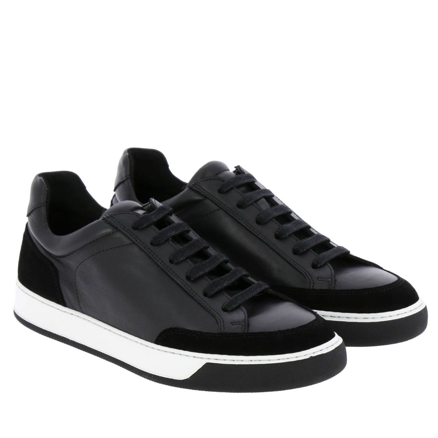 Trainers men National Standard black 2