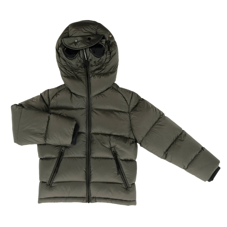 Jacket C.p. Company: Jacket kids C.p. Company grey 1