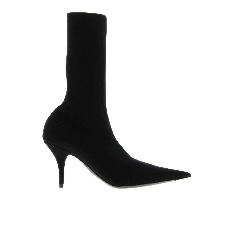 High Heel Shoes Balenciaga Women Black