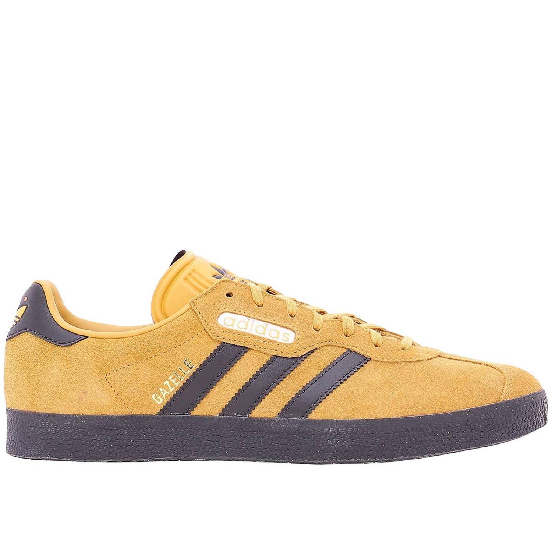 adidas originals giallo