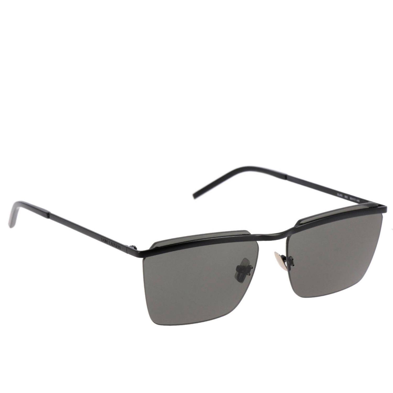 Eyewear men Saint Laurent black 1