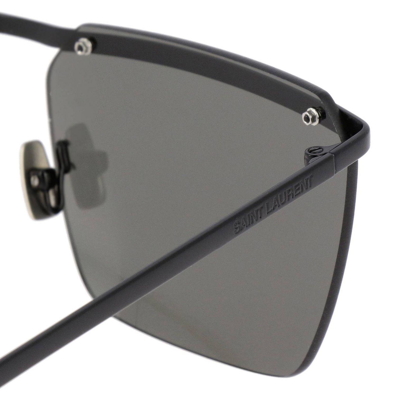 Eyewear men Saint Laurent black 3