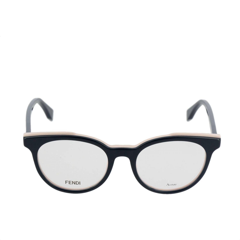 Brille Fendi: Sonnenbrille damen Fendi weiß 2