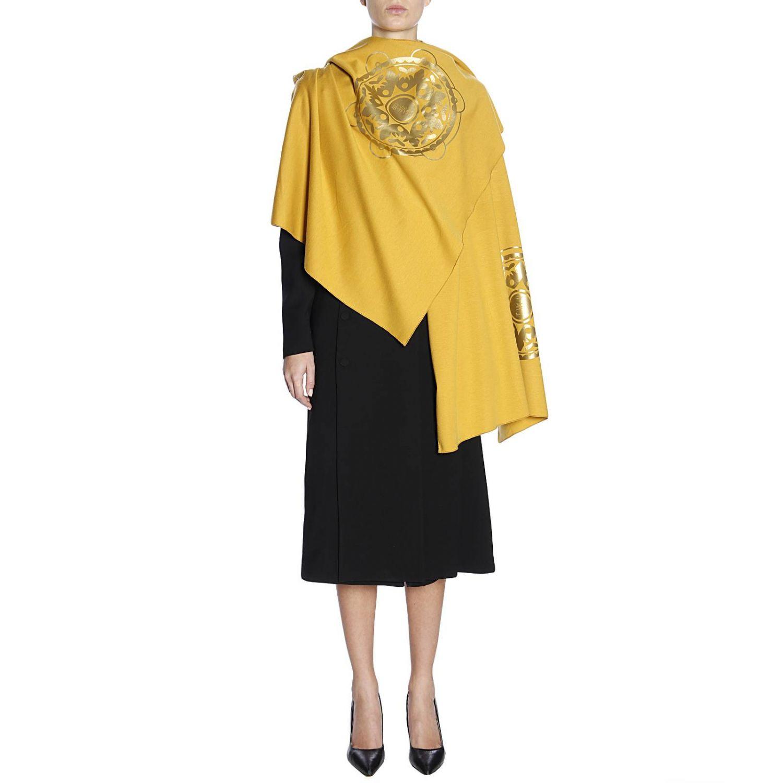 Bufanda Ni Ma Bi: Bufanda mujer Nimabi mostaza 3