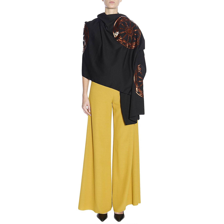 Bufanda Ni Ma Bi: Bufanda mujer Nimabi negro 1