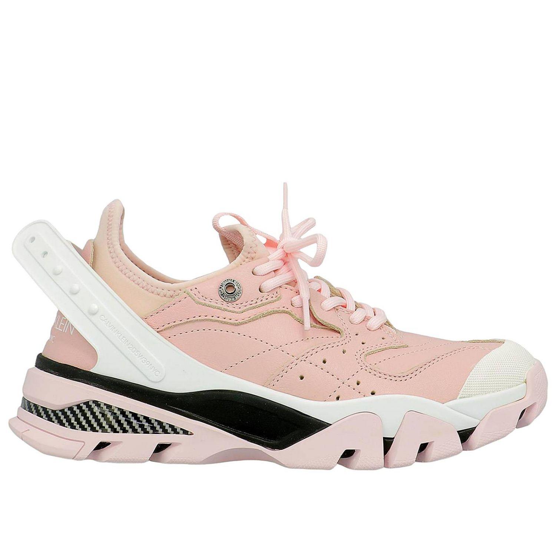 women's calvin klein sneakers