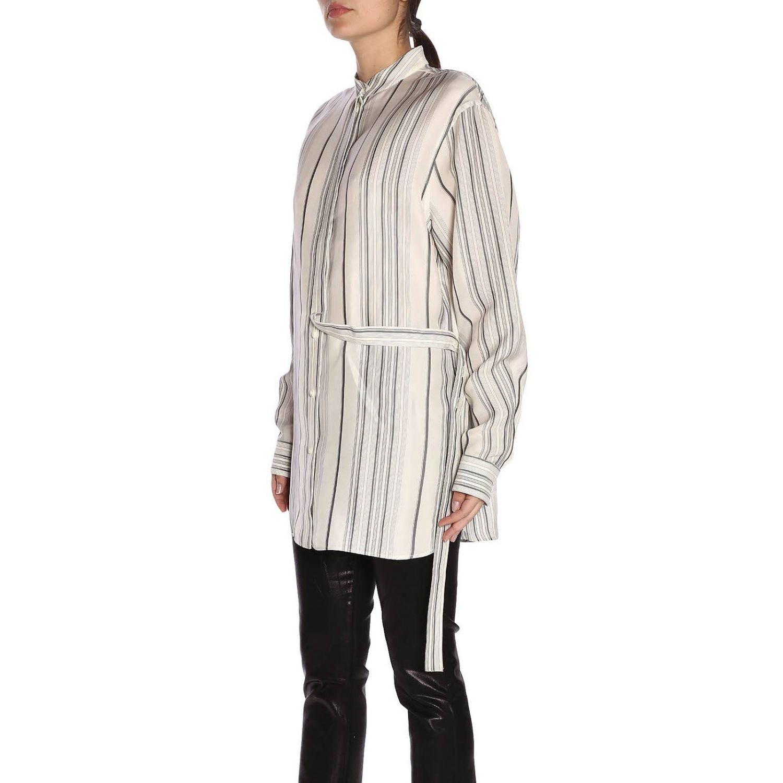 Pullover damen Jil Sander weiss 1 2