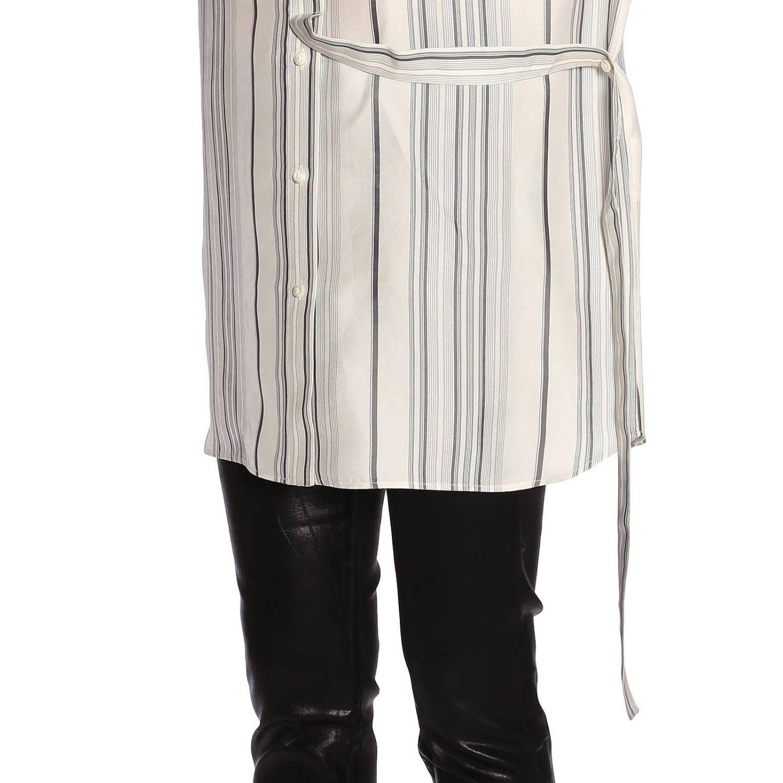 Pullover damen Jil Sander weiss 1 4