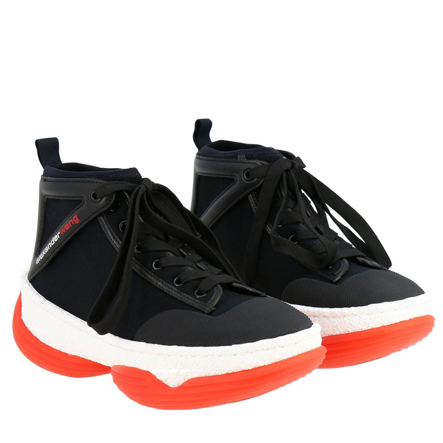 Sneakers Alexander Wang: Shoes women Alexander Wang black 2