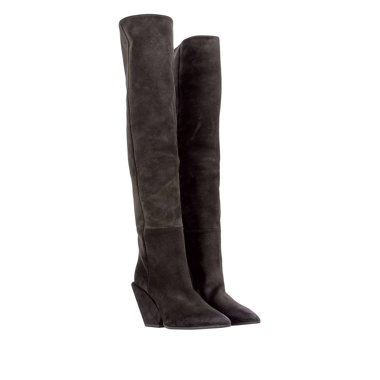 Chaussures femme Elena Iachi noir 2
