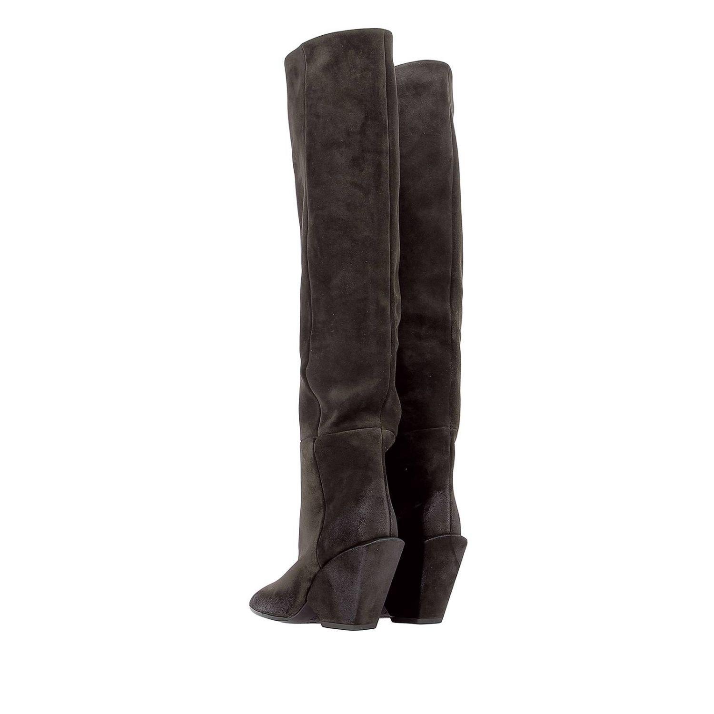 Chaussures femme Elena Iachi noir 3