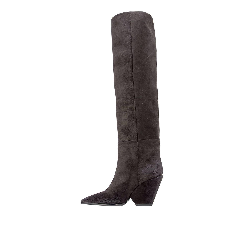 Chaussures femme Elena Iachi noir 4