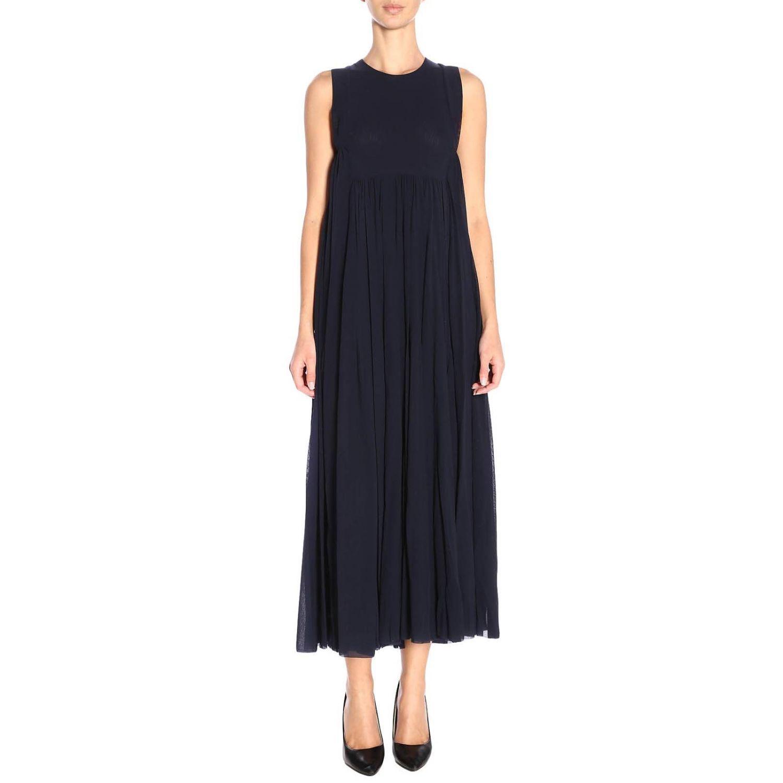 Платье Женское Jil Sander синий 1