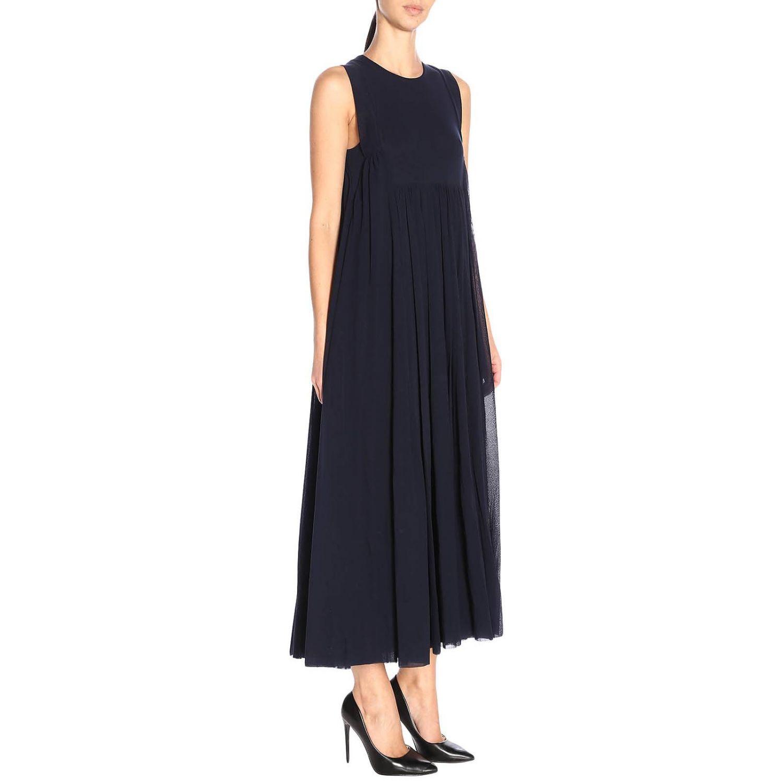 Платье Женское Jil Sander синий 2