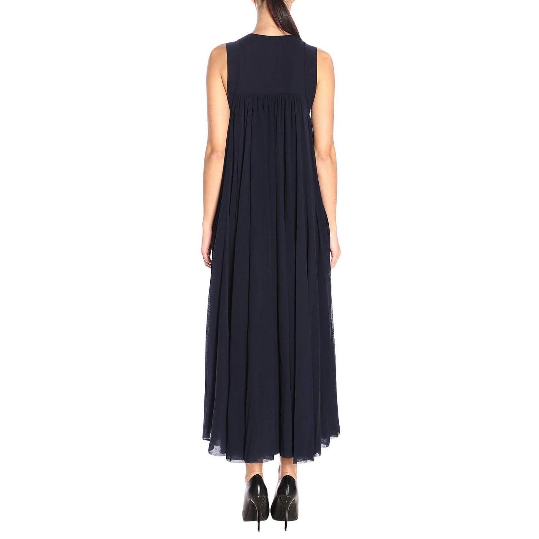 Платье Женское Jil Sander синий 3