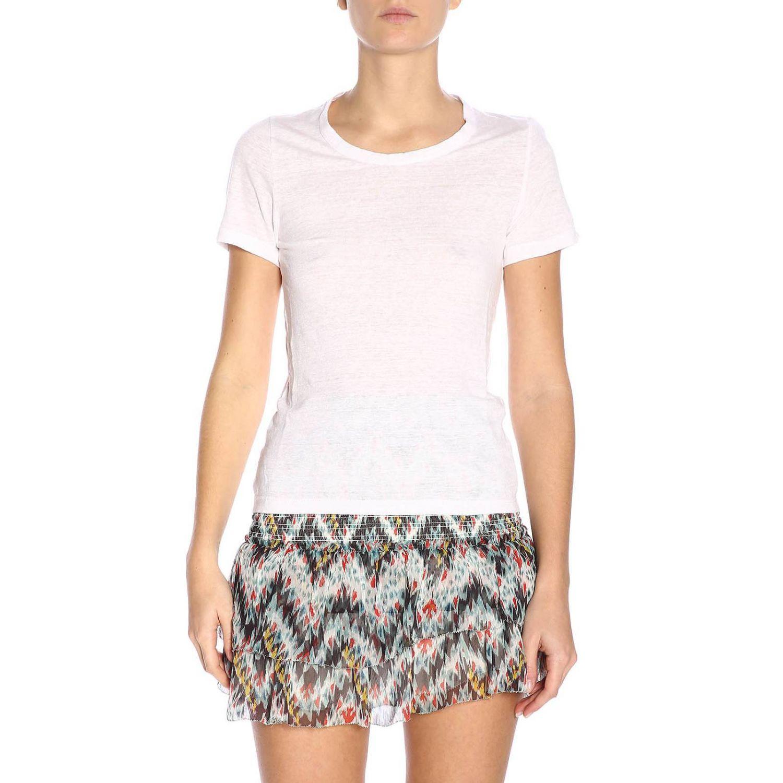 T恤 女士 Isabel Marant Etoile 白色 1
