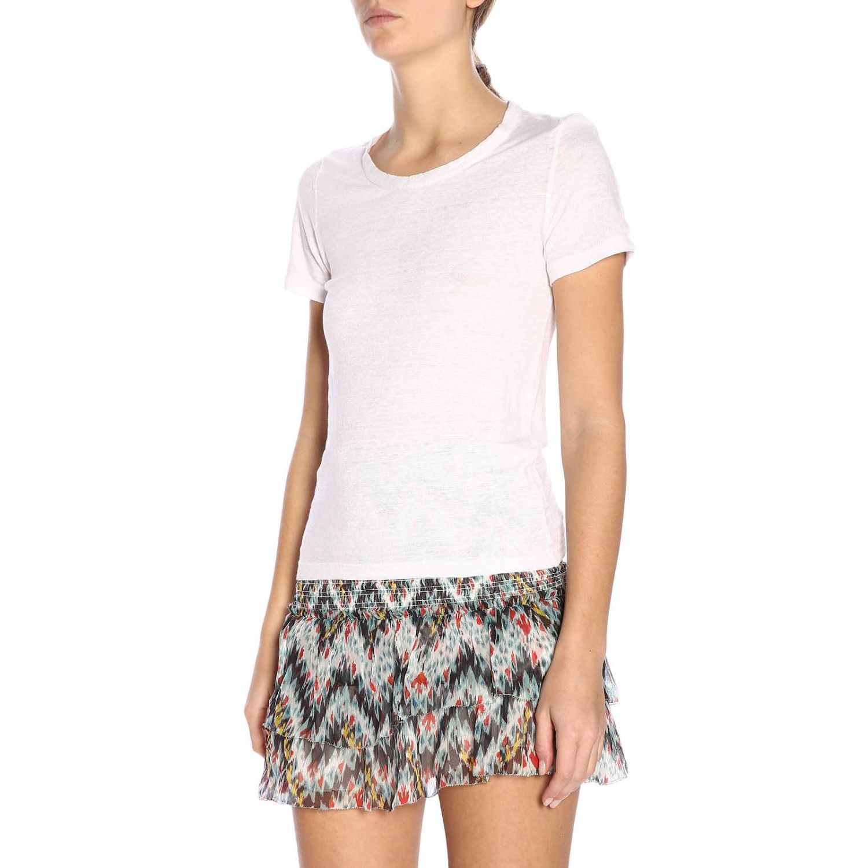 T恤 女士 Isabel Marant Etoile 白色 2