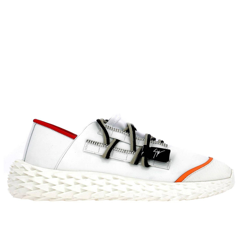 Спортивная обувь Мужское Giuseppe Zanotti Design белый 1