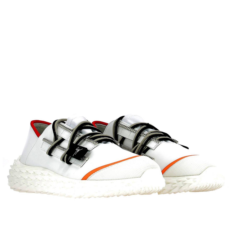 Спортивная обувь Мужское Giuseppe Zanotti Design белый 2