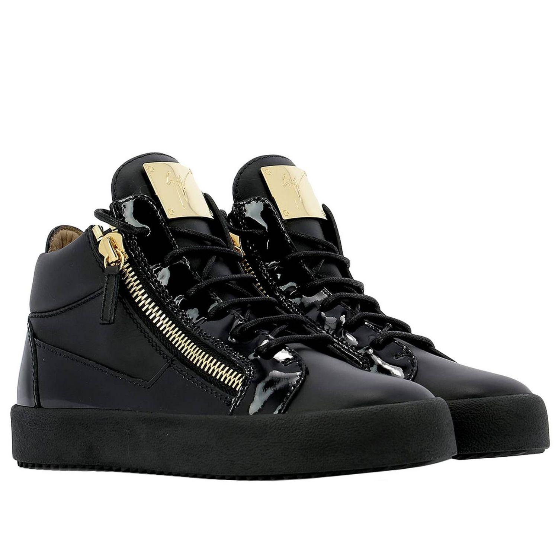 Обувь Женское Giuseppe Zanotti Design белый 2