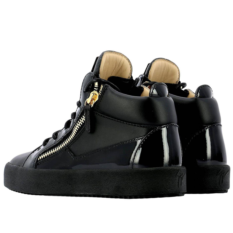 Обувь Женское Giuseppe Zanotti Design белый 3