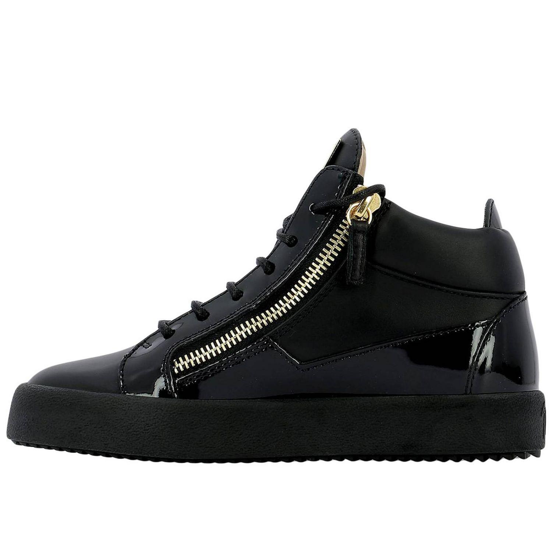 Обувь Женское Giuseppe Zanotti Design белый 4