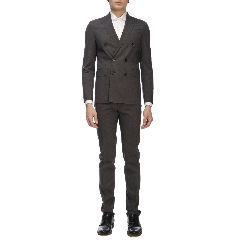 Suit Dsquared2: Suit men Dsquared2 grey 1