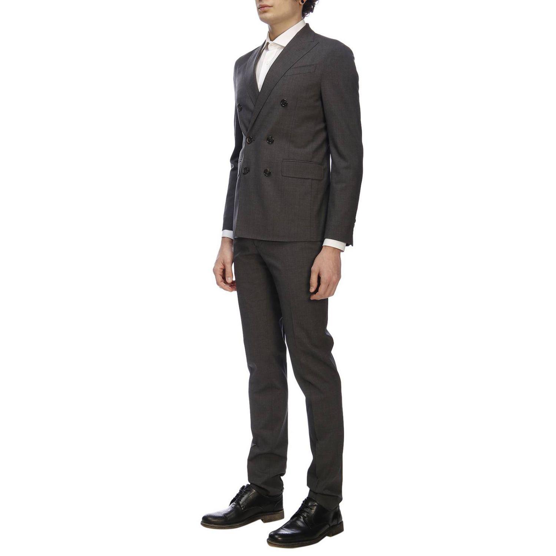 Suit Dsquared2: Suit men Dsquared2 grey 2