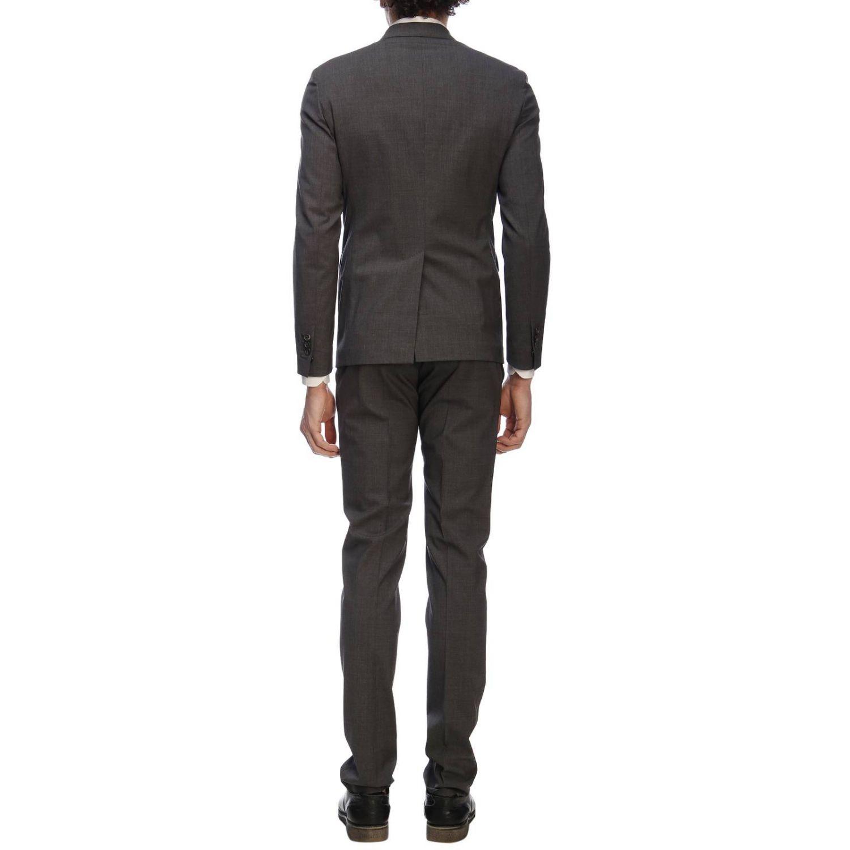 Suit Dsquared2: Suit men Dsquared2 grey 3