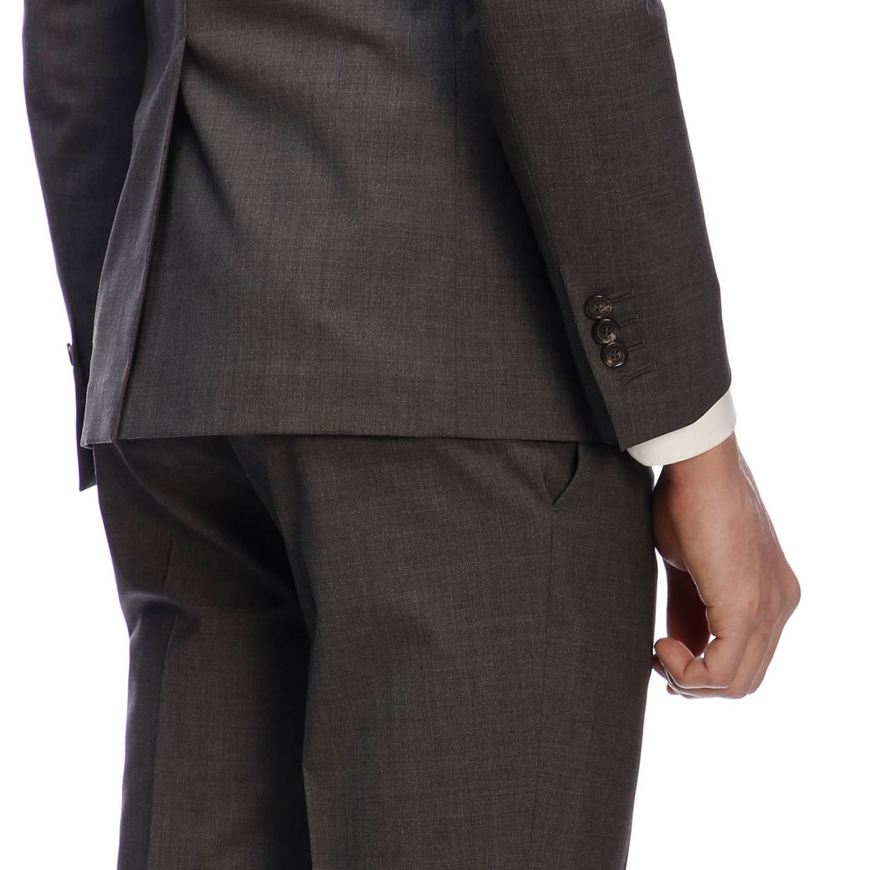 Suit Dsquared2: Suit men Dsquared2 grey 4